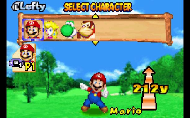 Mario Golf: Advanced Tour (2004)