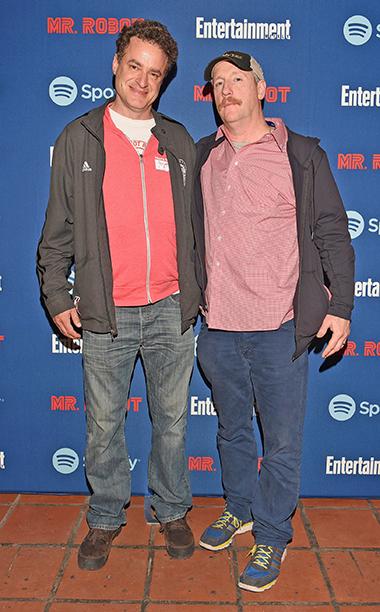 Matt Besser and Matt Walsh
