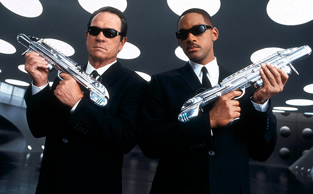 Men in Black | ''The first Men in Black movie is a perfect movie,'' praises del Toro. ''The way it introduces you to that secret wall and the inner…