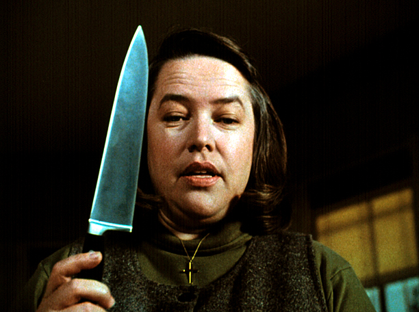Kathy Bates' Oscar-winning turn as Annie Wilkes brings a whole new meaning to obsessed fandom — and makes you think twice about receiving help from…