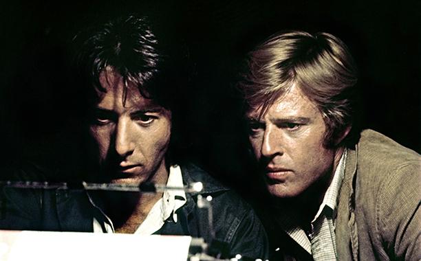 2. All the President's Men (1976)