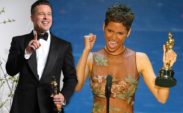 Stars With Oscars and Razzies