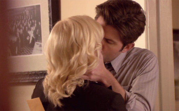 Ben and Leslie, 'Parks and Recreation' (Season 3, Episode 14)