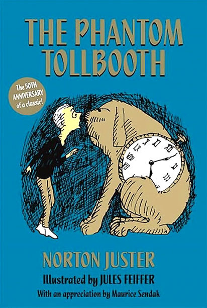 Author: Norton Juster Best for ages 9 to 11 Every kid loves fairy tales, and The Phantom Tollbooth offers that same appeal. The story of…