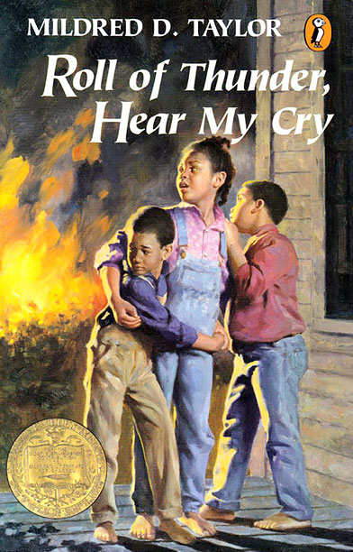 Author: Mildred Taylor Best for ages 9 to 11 Taylor's poignant tale starts as a slice-of-life story about a group of black children growing up…