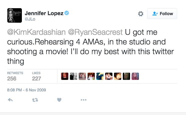 Jennifer Lopez: November 6, 2009