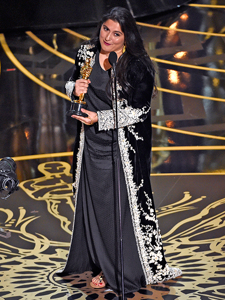 5. Best Documentary – Short Subject: A Girl in the River: The Price of Forgiveness – Sharmeen Obaid-Chinoy
