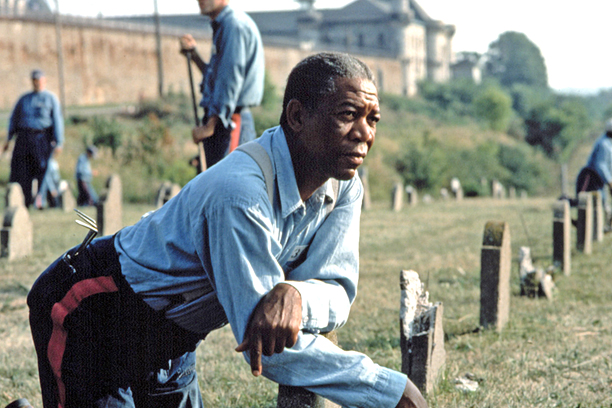 BEST: 3. The Shawshank Redemption (1994)