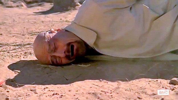 "Breaking Bad, ""Ozymandias"" (2013)"