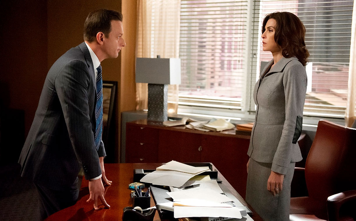 "The Good Wife, ""Hitting the Fan"" (2013)"