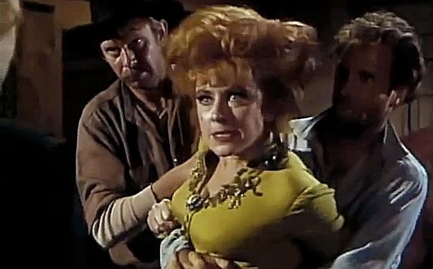 "Gunsmoke, ""The Jailer"" (1966)"