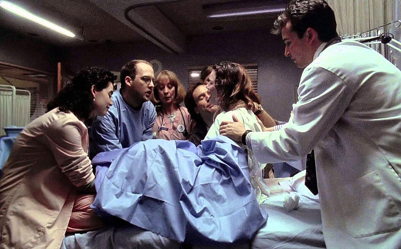 """E.R., """"Love's Labor Lost"""" (1995)"""