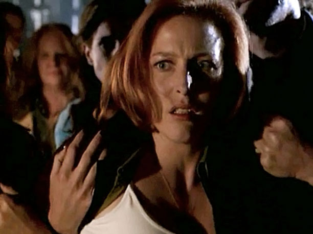 "The X-Files, ""Roadrunners"" (2000)"