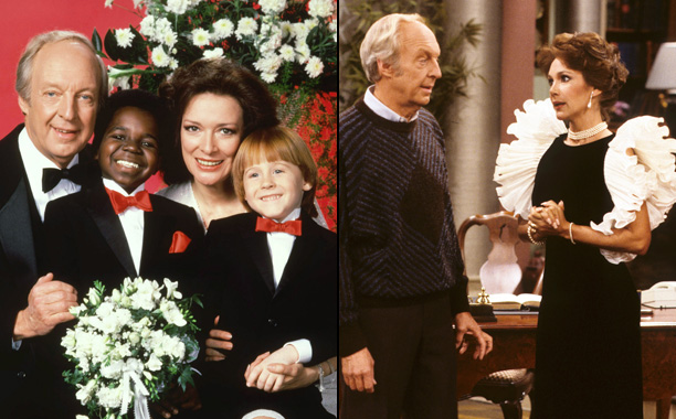 Dixie Carter for Mary Ann Mobley (Maggie McKinney on Diff'rent Strokes)