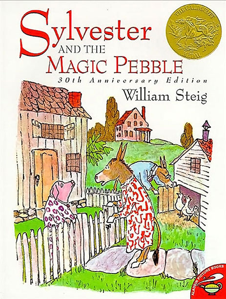 Author: William Steig Best for ages 6 to 8 ''Be careful what you wish for'' is the moral of many a story—but it's rarely communicated…