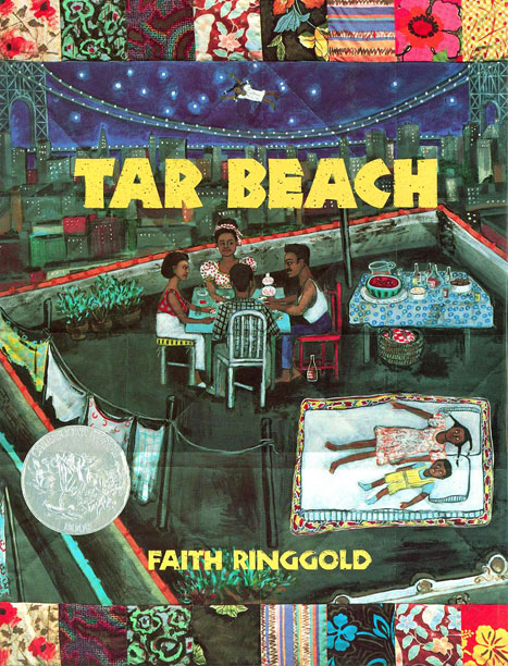 Author: Faith Ringgold Best for ages 6 to 8 Stunningly illustrated, Tar Beach interweaves autobiography, African-American history, and magical realism to encourage dreaming without limits.…