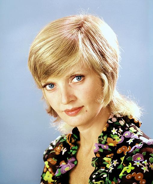 Florence Henderson as Carol Brady on The Brady Bunch