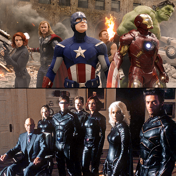 The Avengers, X2: X-Men United | Then again, maybe the death-rebirth cycle is just a reflection of a basic problem with all the Marvel Studios heroes: How do you root for…