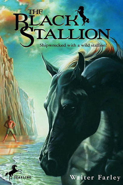 Author: Walter Farley Best for ages 9 to 11 The Black Stallion is the story of Alec Ramsay, a young boy who comes face-to-face with…