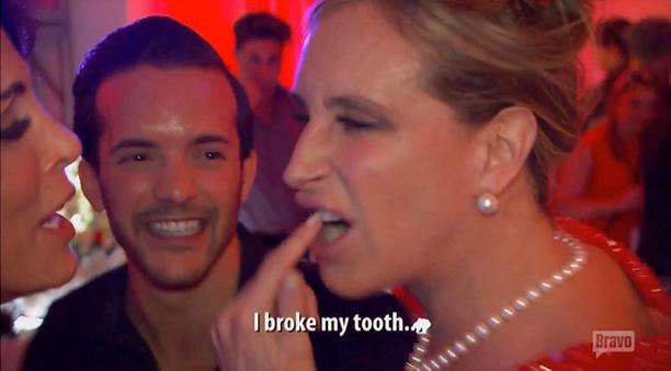 2. Every Scene With Sonja Morgan