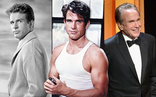 Warren Beatty Through the Years