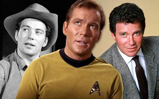 William Shatner Through the Years