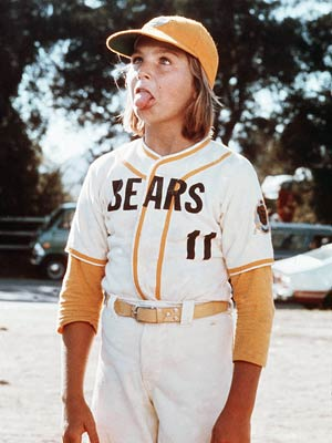 Tatum O'Neal, The Bad News Bears | AMANDA WHURLITZER PLAYED BY Tatum O'Neal MOVIE The Bad News Bears (1976) POSITION Pitcher TEAM The Bears, a team of pint-size, potty-mouthed misfits STATS Brought…