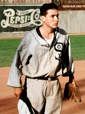 John Cusack, Eight Men Out | GEORGE ''BUCK'' WEAVER PLAYED BY John Cusack MOVIE Eight Men Out (1988) POSITION Third base TEAM The Chicago White Sox, whose 1919 lineup would be…