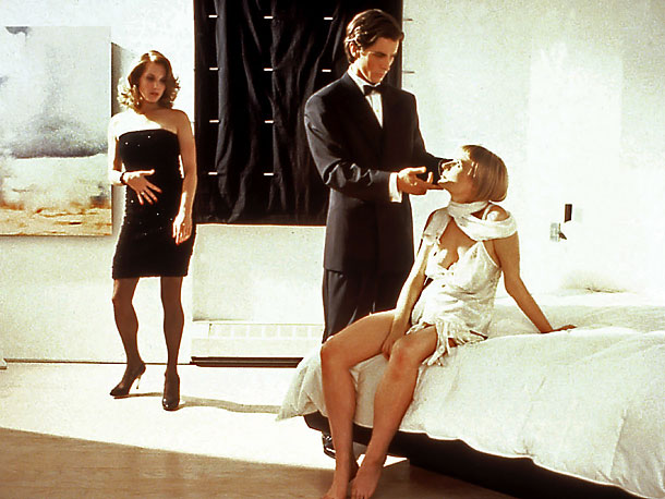 Christian Bale, American Psycho | The adaptation of Bret Easton Ellis' controversial novel was loaded with nihilistic violence, like the scene where Christian Bale murdered a rival with an axe.…