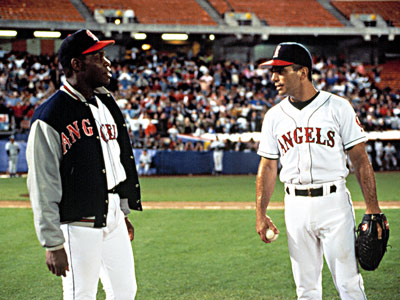 Tony Danza, Angels in the Outfield | MEL CLARK PLAYED BY Tony Danza MOVIE Angels in the Outfield (1994) POSITION Pitcher TEAM The California Angels STATS As the Angels struggle, Clark?s health…