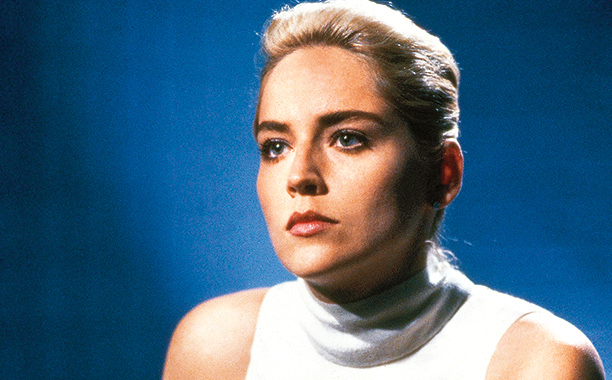 Catherine Tramell, Basic Instinct (Sharon Stone)