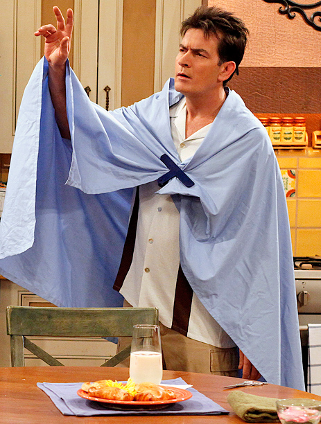 Charlie Harper, 'Two and a Half Men'
