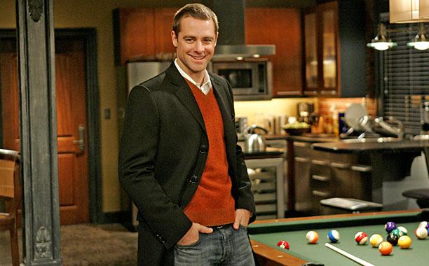 David Sutcliffe (Christopher Hayden)