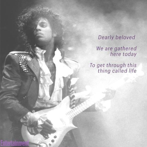 "Prince, ""Let's Go Crazy"""
