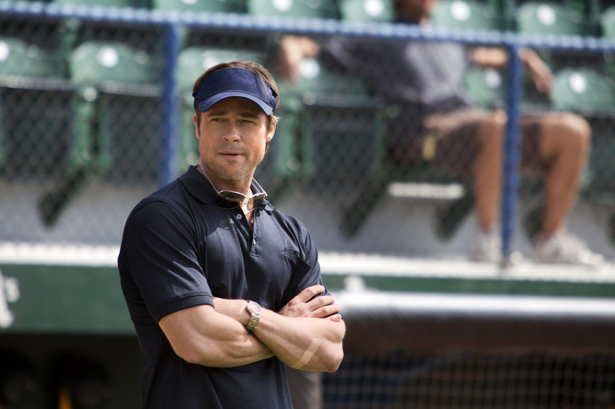 Moneyball (2011)Brad Pitt