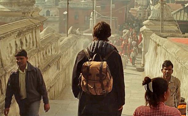 Transporting to Kathmandu