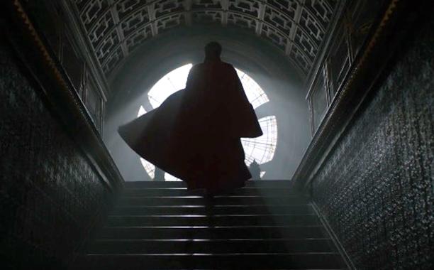 Dr. Strange's Transformation