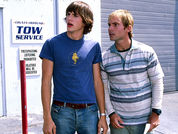 Dude, Where's My Car? | Nine years before The Hangover , two stoners (Ashton Kutcher and Seann William Scott) wake up one morning with no recollection of the previous night.…