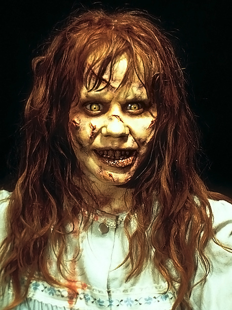 Emma Stone | THE SCARIEST MOVIE I'VE EVER SEEN The Exorcist . I saw it when I was a kid, and I didn't sleep for weeks. Then I…