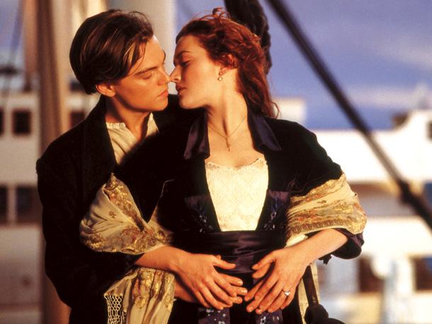 Emma Stone | MY FIRST MOVIE-STAR CRUSH Leonardo DiCaprio in Titanic . I saw it a thousand billion times. [ Laughs ] No, I saw it seven times…
