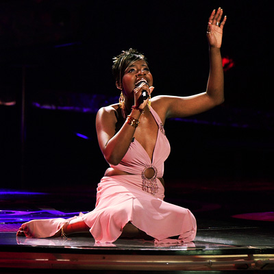 "Fantasia Barrino, ""Summertime"""