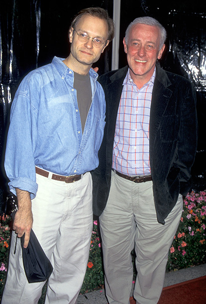 David Hyde Pierce and John Mahoney
