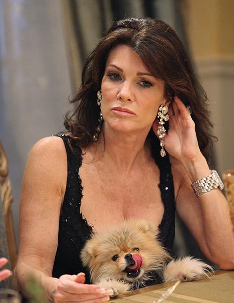 1. Lisa Vanderpump (Real Housewives of Beverly Hills)