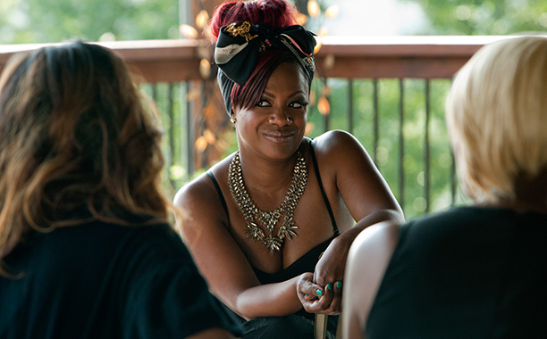 18. Kandi Burruss (Real Housewives of Atlanta)
