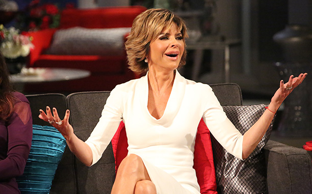 9. Lisa Rinna (Real Housewives of Beverly Hills)