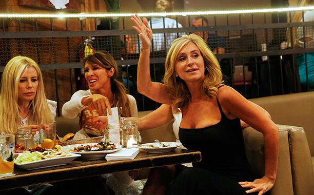 8. Sonja Morgan (Real Housewives of New York)