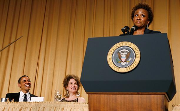 President Obama's First White House Correspondents Dinner