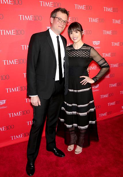 John Green and Sarah Urist Green