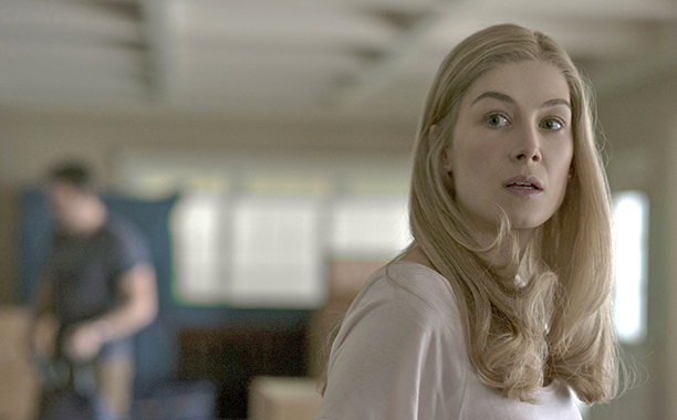 Amy Dunne, Gone Girl (Rosamund Pike)