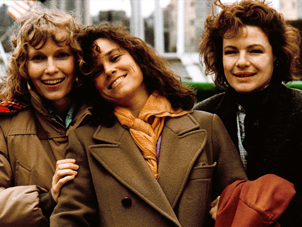 Hannah and Her Sisters, Barbara Hershey, ... | This novelistic look at the tangled lives and loves of three Manhattan sisters earned over $40 million, topping Manhattan as Allen's biggest-grossing film. But in…